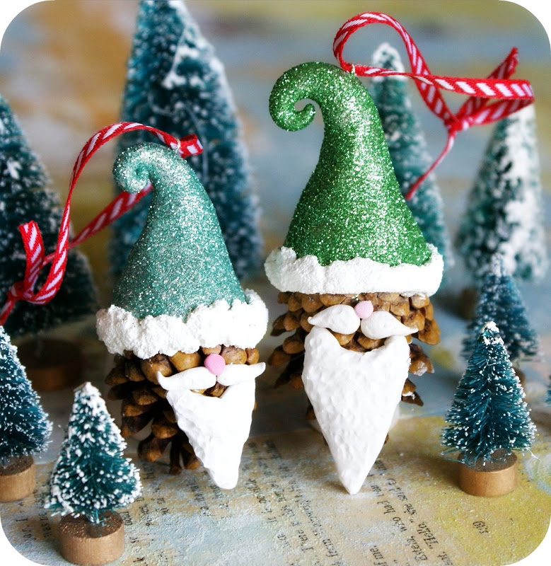 Homemade Christmas Decorations For Kids
