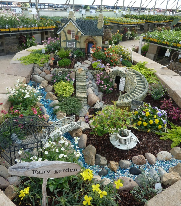30 DIY Ideas How To Make Fairy Garden : Architecture u0026 Design