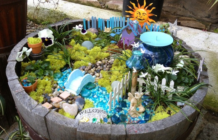 Beautiful AD DIY Ideas How To Make Fairy Garden