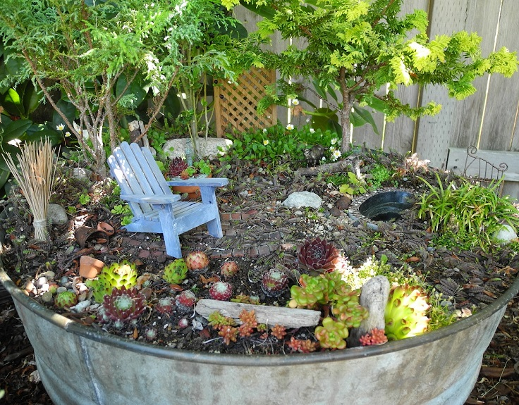 Merveilleux AD DIY Ideas How To Make Fairy Garden