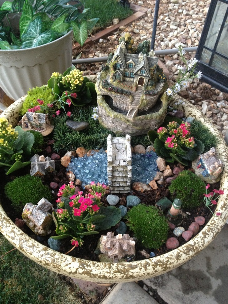 Gnome Garden: 30 DIY Ideas How To Make Fairy Garden