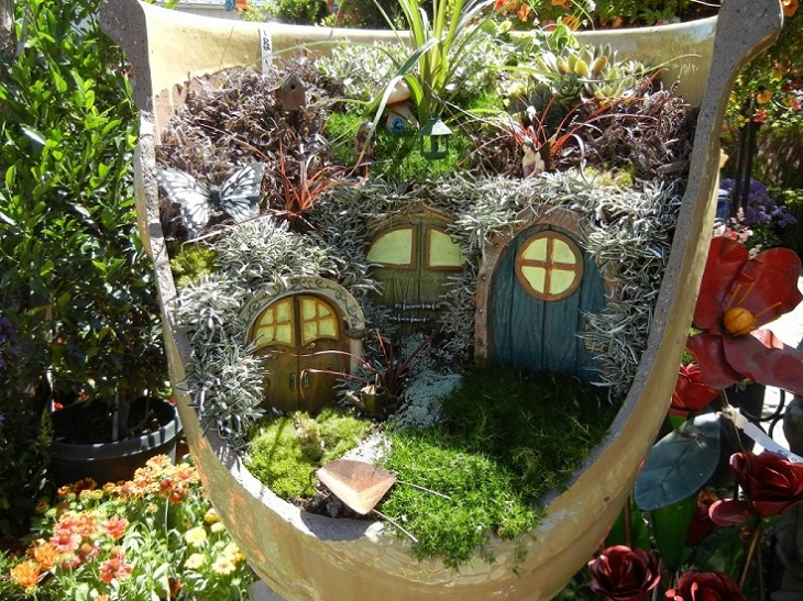 Diy Fairy Garden Ideas 30 diy ideas how to make fairy garden | architecture & design