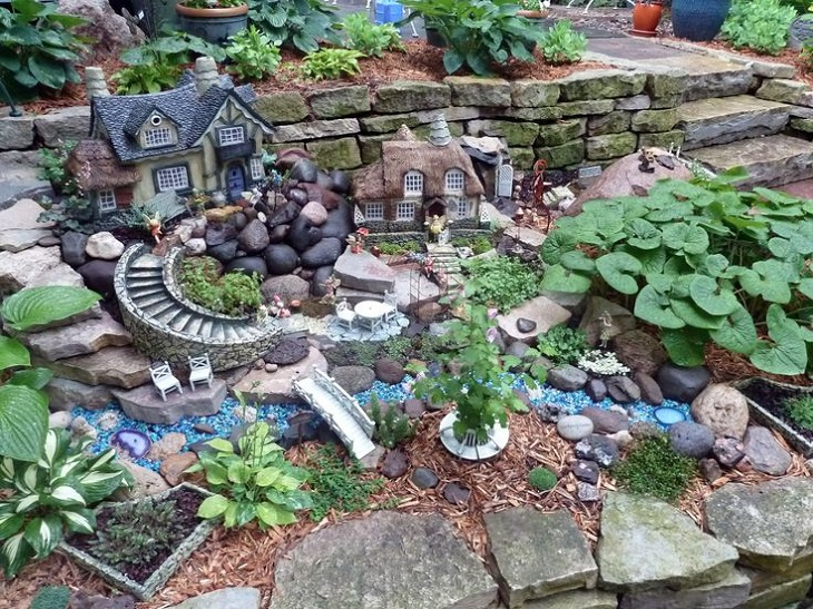 Amazing AD DIY Ideas How To Make Fairy Garden