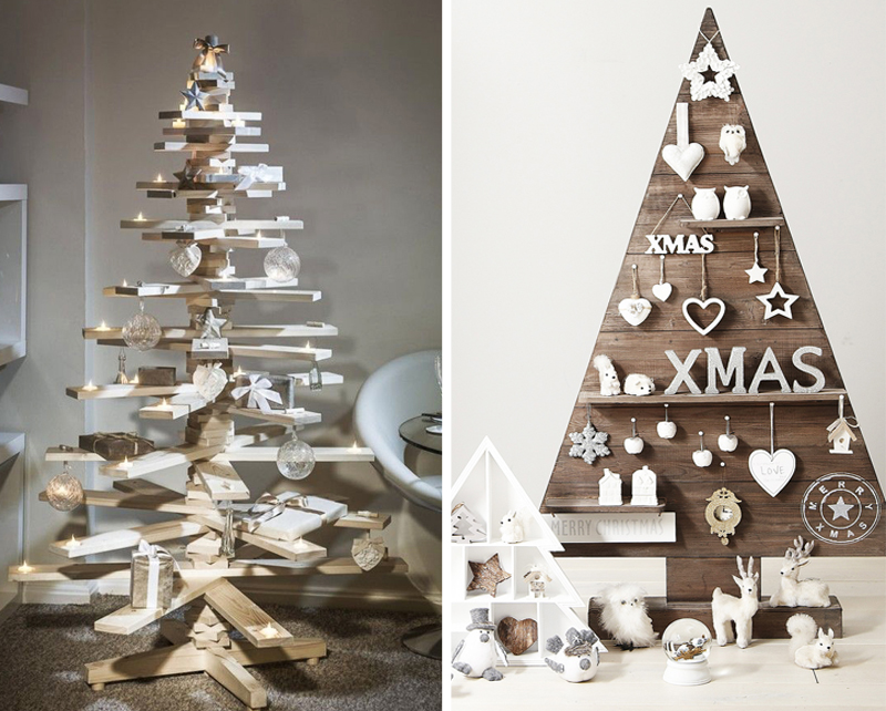ad ideas of how to make a wood - Wooden Christmas Tree