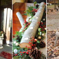 25+ Ideas To Decorate Your Home With Recycled Wood This Christmas