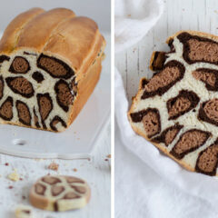 Leopard Milk Bread Recipe By French Baker