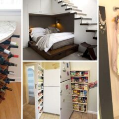 25 Amazing Ideas How To Use Your Home's Corner Space