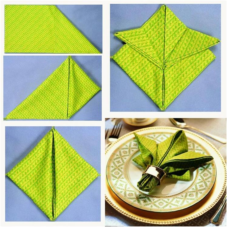Paper Napkins vs Cloth Napkins