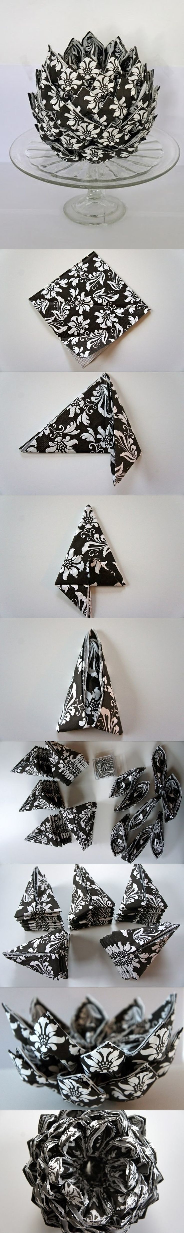 25 Napkin Folding Techniques That Will Transform Your Dinner Table