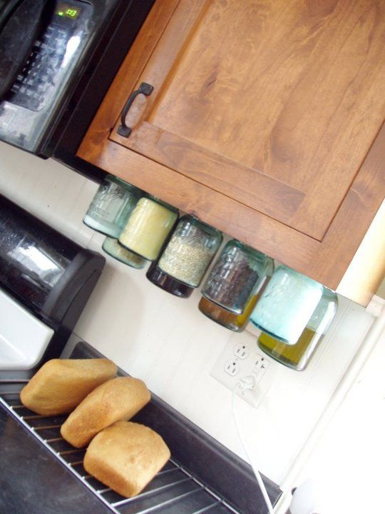 40 Organization And Storage Hacks For Small Kitchens Architecture Design