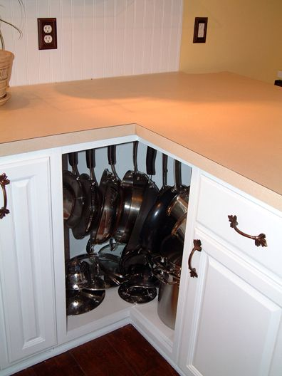 AD Organization And Storage Hacks For Small Kitchens