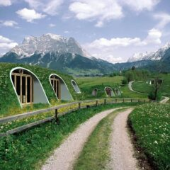 Someone Is Making Pre-Fab Hobbit Houses You Can Actually Live In