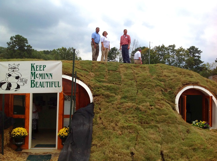 AD Pre Fab Hobbit Houses You Can Actually