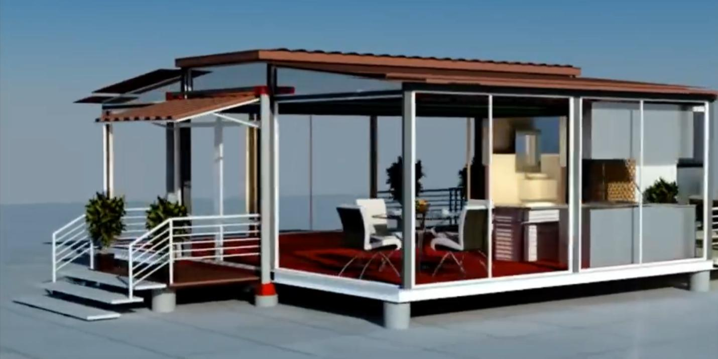 Shipping container house that is expandable and for Shipping container sizes for homes