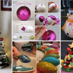 40+ Simple And Affordable DIY Christmas Decorations