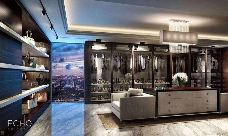 Penthouse Design 5 stunning miami beach penthouses with pool | architecture & design