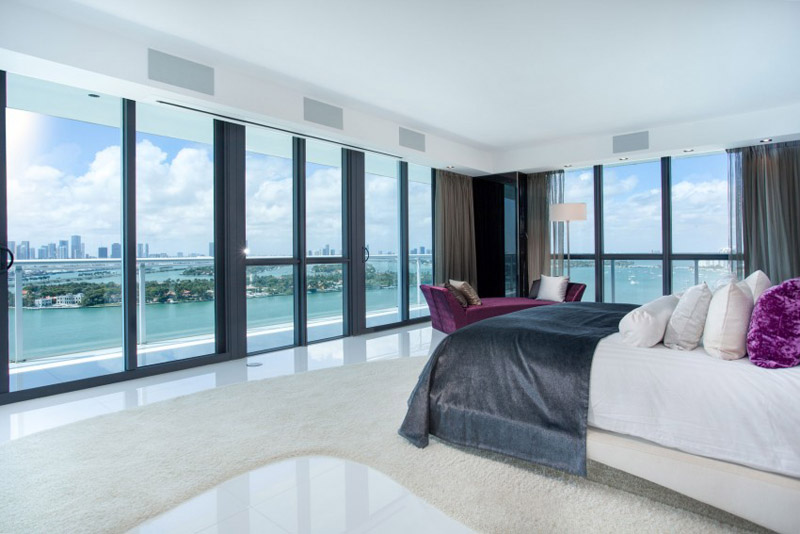 5 Stunning Miami Beach Penthouses With Pool Architecture