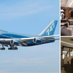 This 747 Private Jet Is A Palace In The Sky