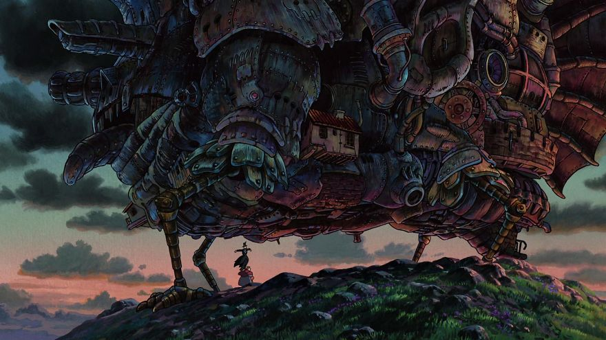 Hd Ghibli Wallpaper 1080: Celebrate The 75th Birthday Of Hayao Miyazaki With These