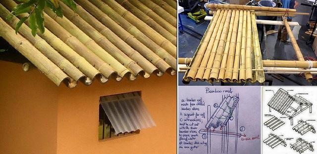 Bamboo Illustration Architecture