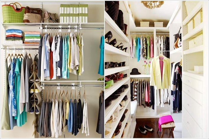 15 Top Bedroom Closet Organization Hacks And Ideas