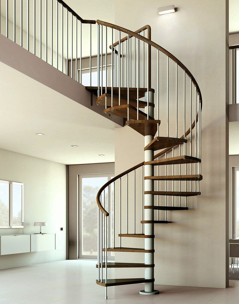 Best Images Modern Staircase Ideas On Staircase Ideas: 40 Breathtaking Spiral Staircases To Dream About Having In