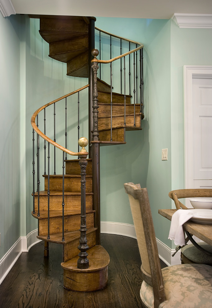 AD Breathtaking Spiral Staircase Designs 25