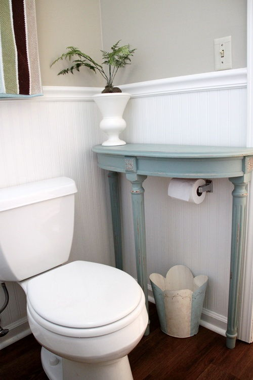 Add Storage Under Bathroom Sink
