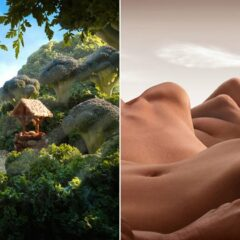 Carl Warner Can Make Landscapes Out of Anything