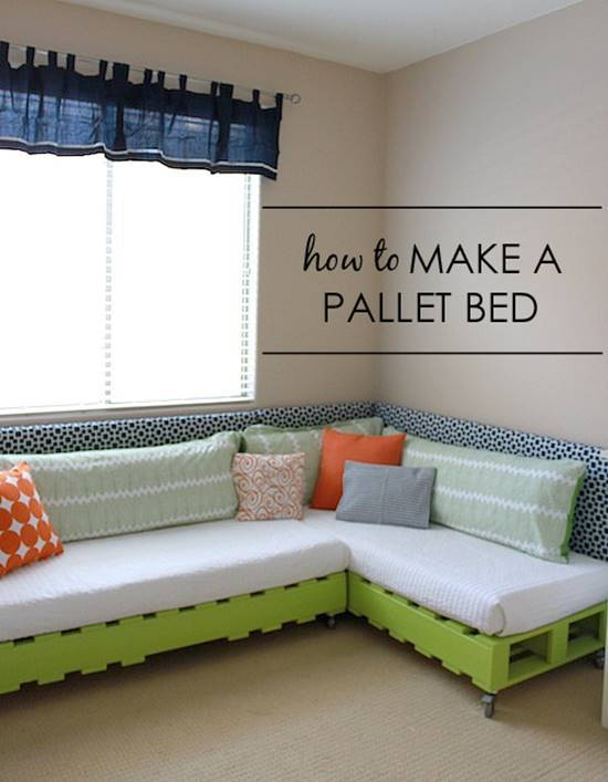 living room diy projects. AD Creative Pallet Furniture DIY Ideas And Projects  40