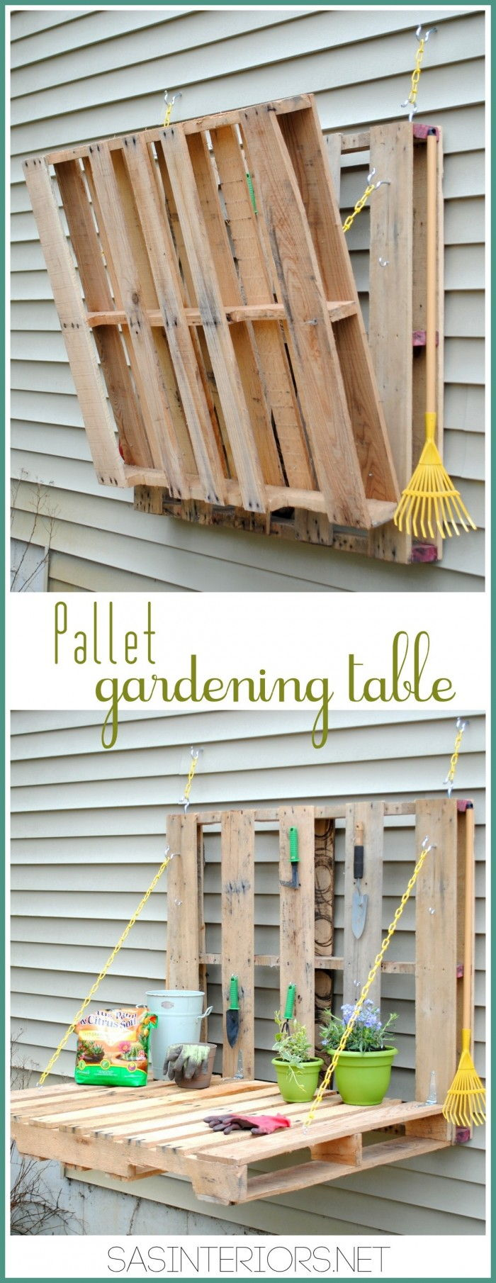 40+ Creative Pallet Furniture DIY Ideas And Projects on Pallets Design Ideas  id=25741