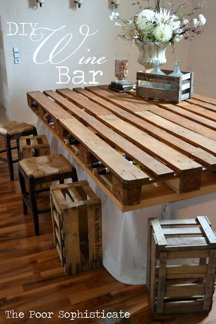40+ Creative Pallet Furniture DIY Ideas And Projects on Pallets Design Ideas  id=85289