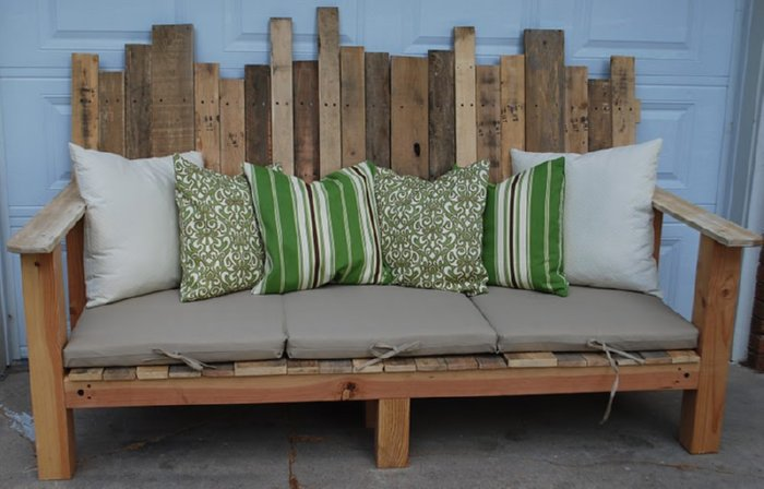 Diy Patio Furniture Ana White