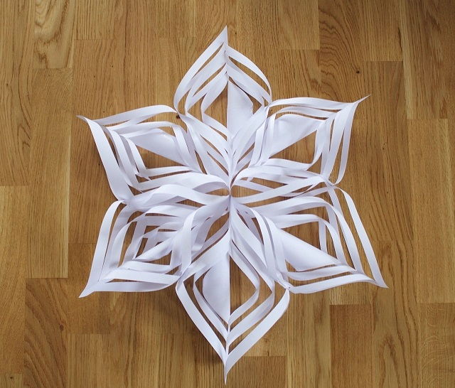 3d Wreath Craft