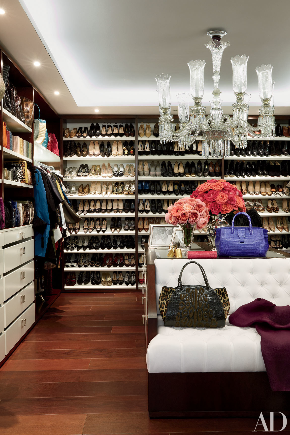 Best Celebrity Closets | POPSUGAR Home