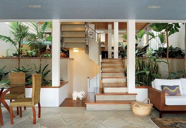 Stunning U0026 Functional Indoor Garden Designs. AD Garden Ideas With Pebbles 19