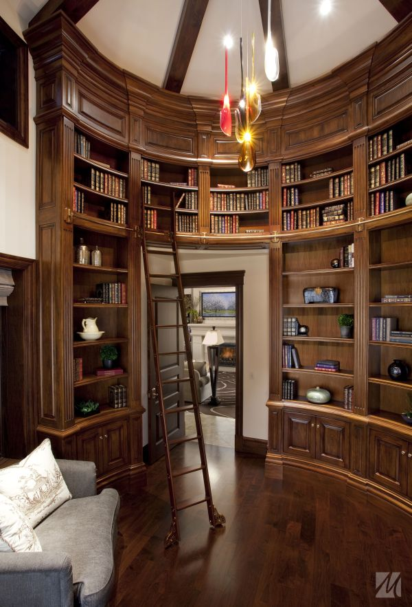 Home Library Decorating Ideas: 60+ Home Library Design Ideas With Stunning Visual Effect