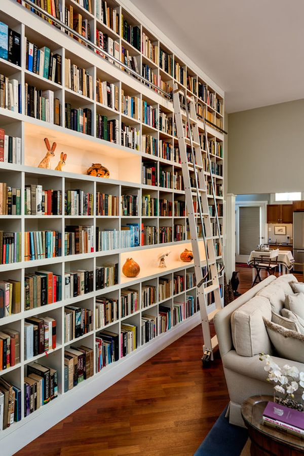 AD Home Library Design Ideas With Stunning Visual