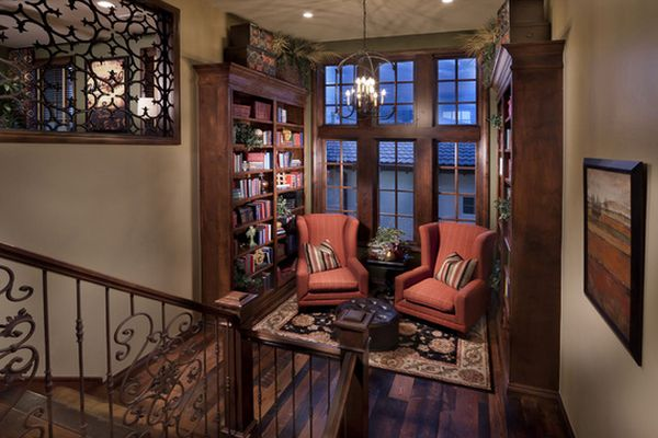 AD-Home-Library-Design-Ideas-With-Stunning-Visual-Effect-31