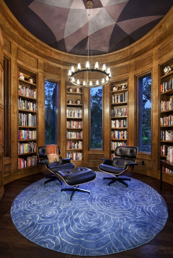 Home Library Design: 60+ Home Library Design Ideas With Stunning Visual Effect