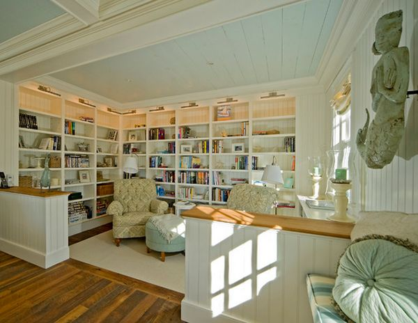 AD-Home-Library-Design-Ideas-With-Stunning-Visual-Effect-35
