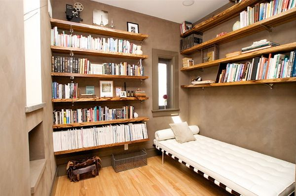 60+ Home Library Design Ideas With Stunning Visual Effect