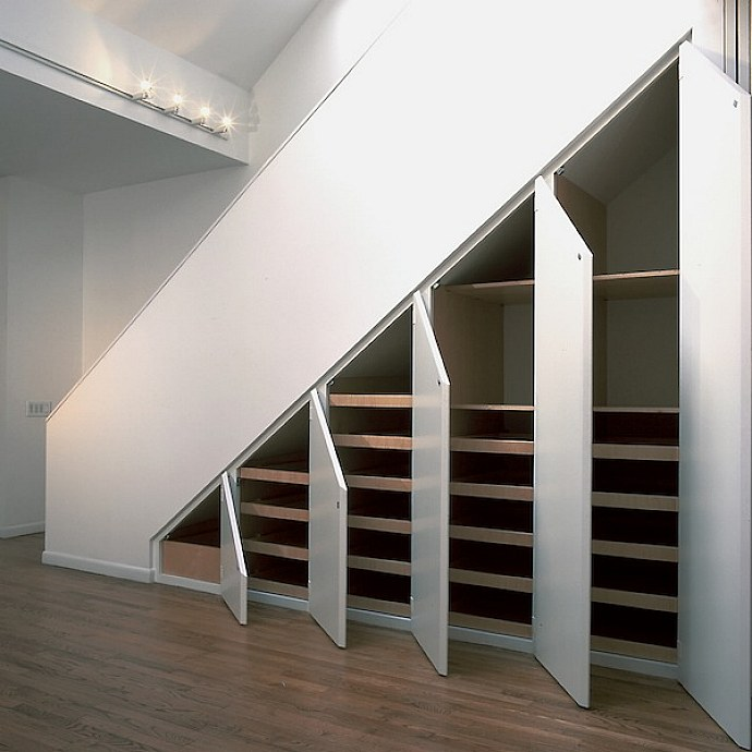 Stair Design Budget And Important Things To Consider: 20 Inspiring Home Storage Solutions