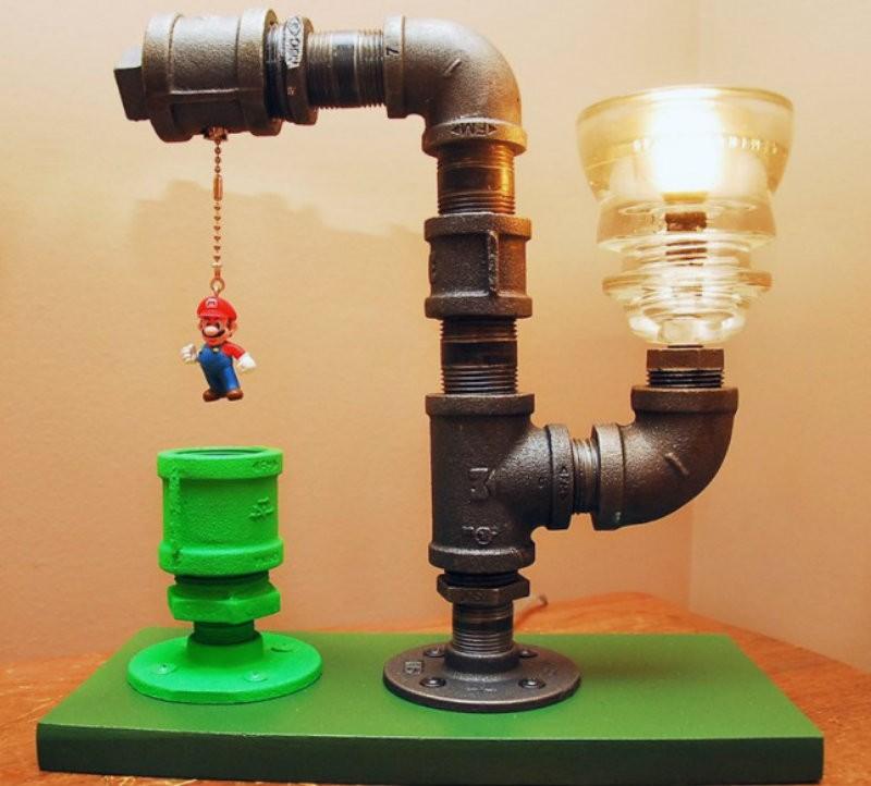 AD Interesting Industrial Pipe Lamp Design Ideas 16