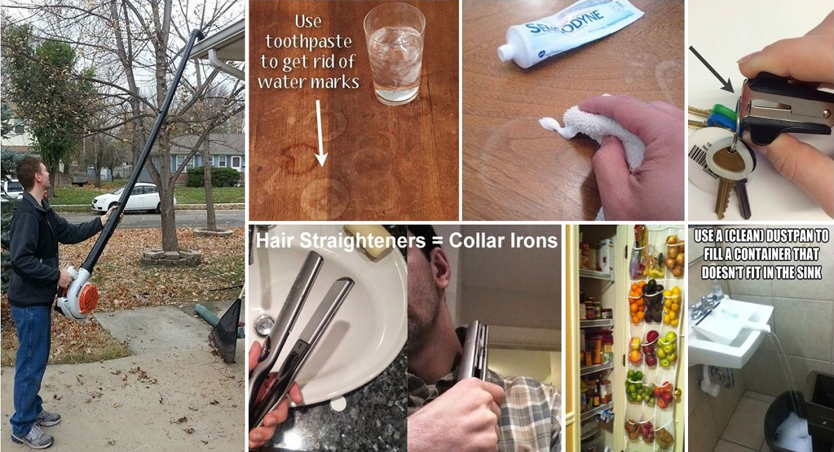 These 24 Life Hacks Are Insanely Practical 14 Changes
