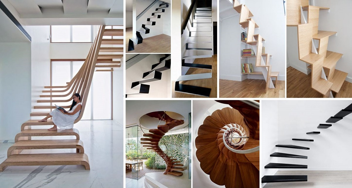 Modern Staircases 20+ beautiful modern staircases