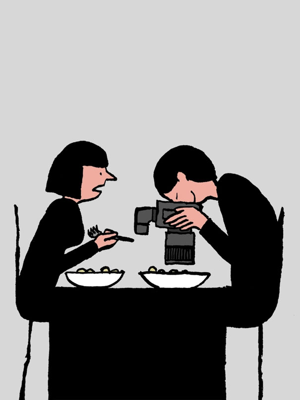 AD-Satirical-Illustrations-Show-Our-Addiction-To-Technology-45