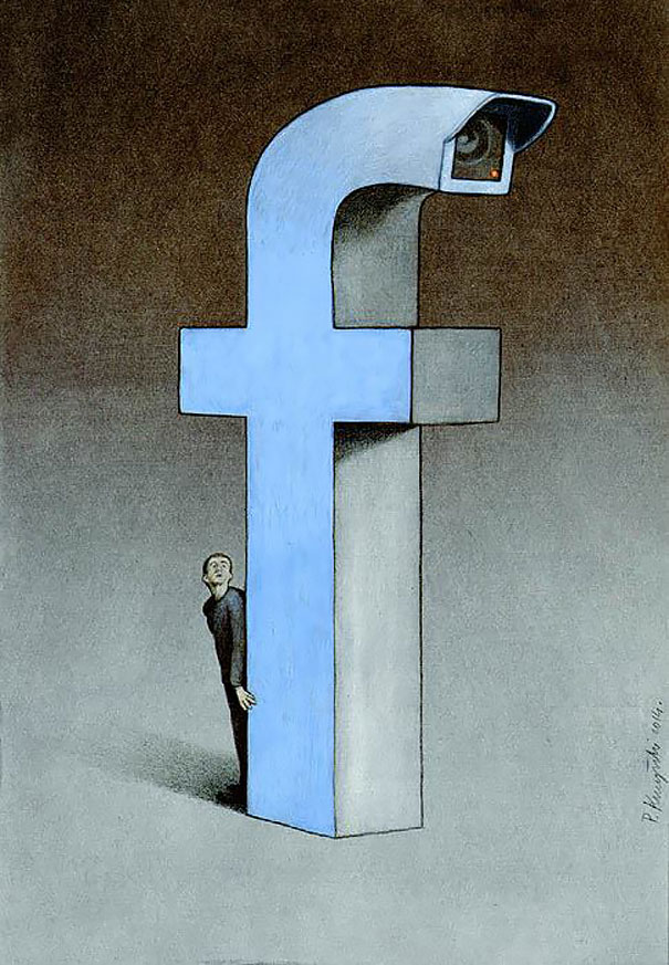 AD-Satirical-Illustrations-Show-Our-Addiction-To-Technology-48