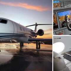 Step Inside Rupert Murdoch's Luxurious $84 Million Private Jet