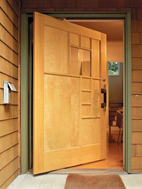 Doors Design: 33 Ultimate Front Door Designs